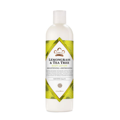 Lemongrass & Tea Tree Body Lotion