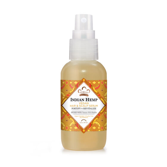 Indian Hemp Vegan Hair & Scalp Serum