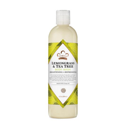 Lemongrass & Tea Tree Body Wash