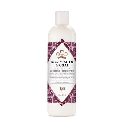 Goat's Milk & Chai Body Lotion