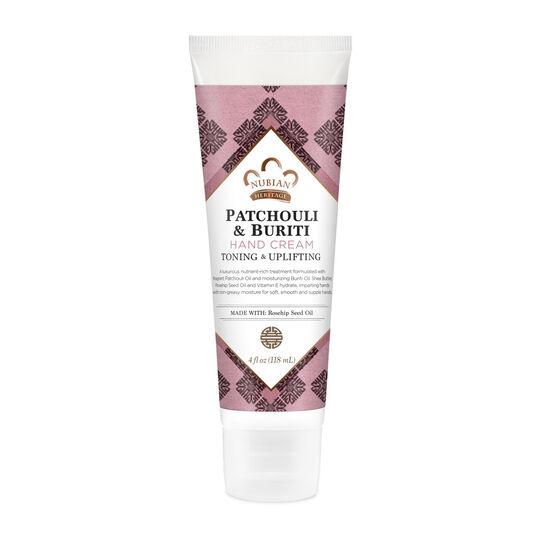 Patchouli & Buriti Hand Cream