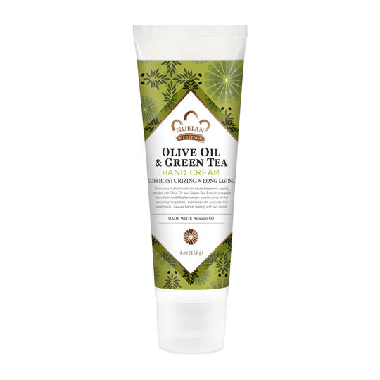 Olive Oil & Green Tea Hand Cream