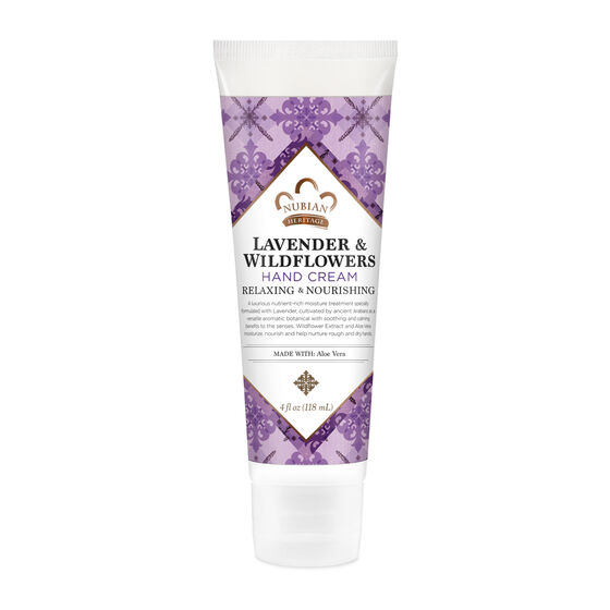 Lavender & Wildflowers Hand Cream