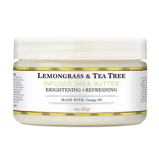Lemongrass & Tea Tree Infused Shea Butter