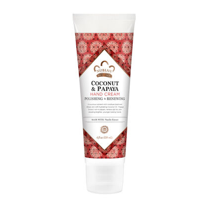 Coconut & Papaya Hand Cream