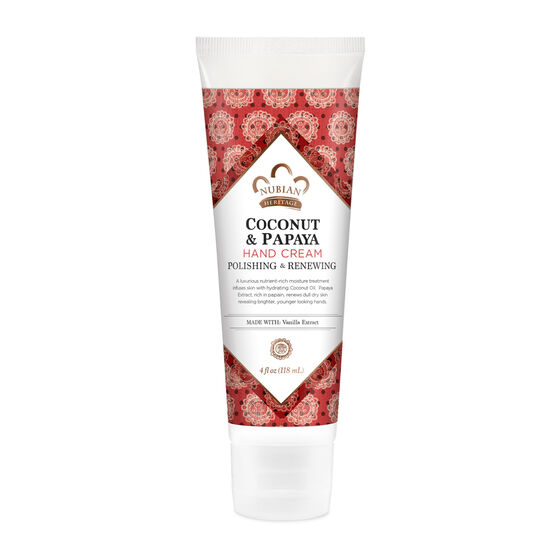 Coconut & Papaya Hand Cream