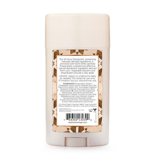Raw Shea Butter 24 Hour Deodorant