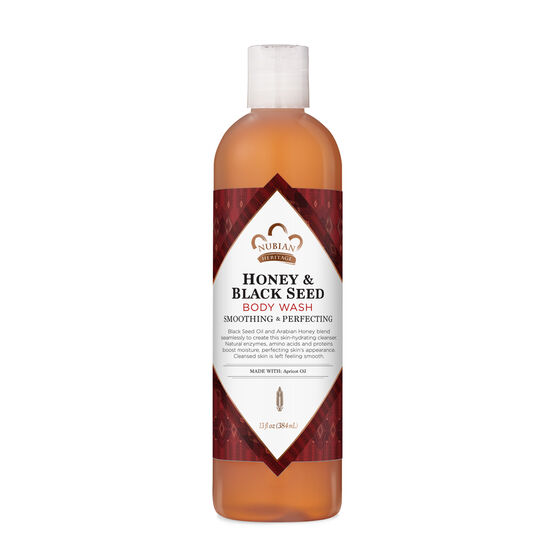 Honey & Black Seed Body Wash