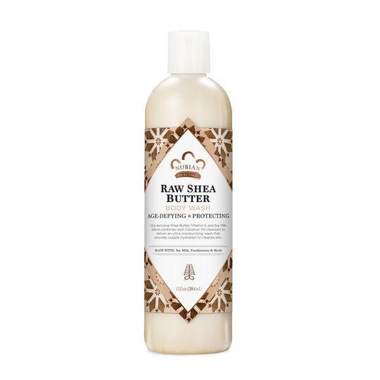 Raw Shea Butter Body Wash