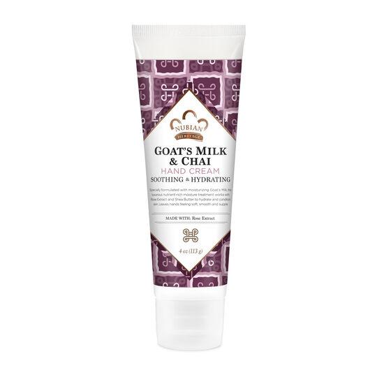 Goat's Milk & Chai Hand Cream