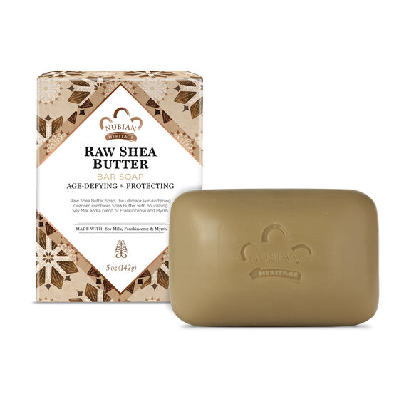 Raw Shea Butter Bar Soap