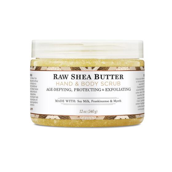 Raw Shea Butter Hand & Body Scrub