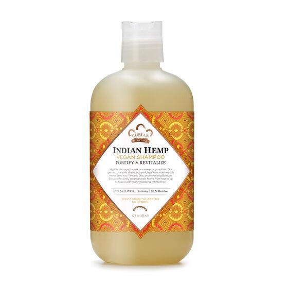 Indian Hemp Vegan Shampoo