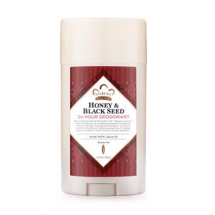 Honey Black Seed 24 Hour Deodorant