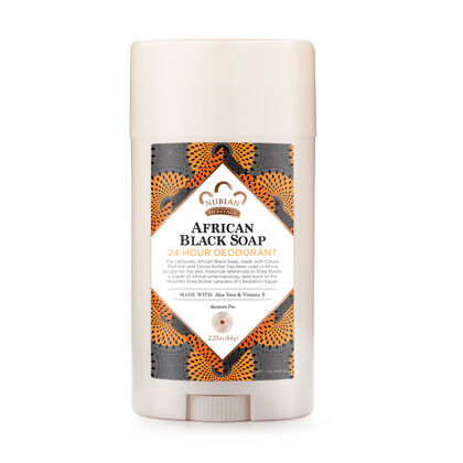 African Black Soap 24 Hour Deodorant