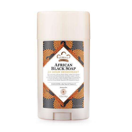African Black Soap 24 Hour Deodorant