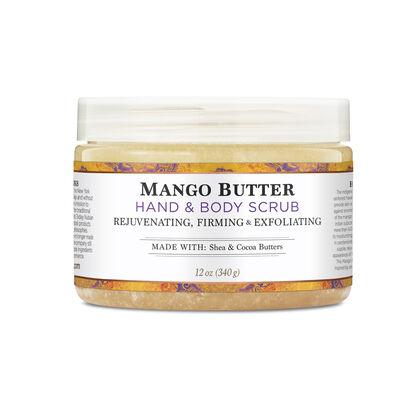 Mango Butter Hand & Body Scrub