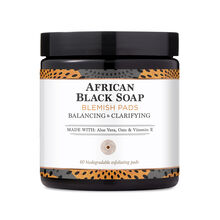 African Black Soap Clarifying Pads