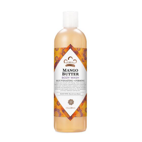 Mango Butter Body Wash Nubian Heritage