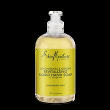 Lemongrass & Ginger Revitalizing Liquid Hand Soap