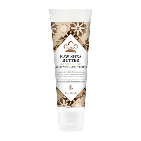 Raw Shea Butter Hand Cream