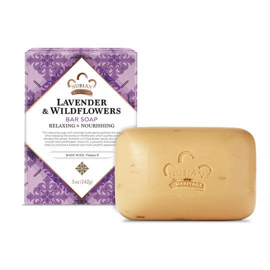 Lavender & Wildflowers Bar Soap