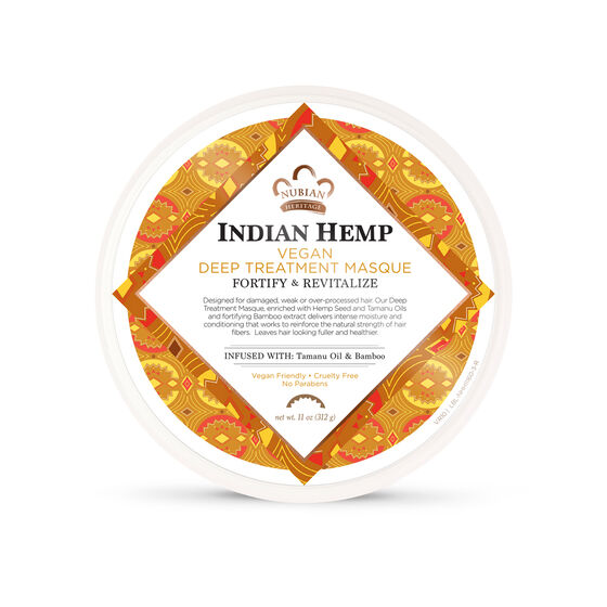 Indian Hemp Vegan Deep Treatment Masque