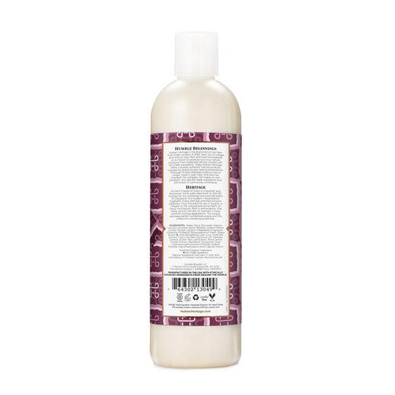Goat's Milk & Chai Body Wash