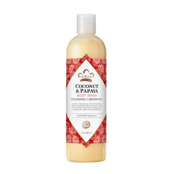 Coconut & Papaya Body Wash