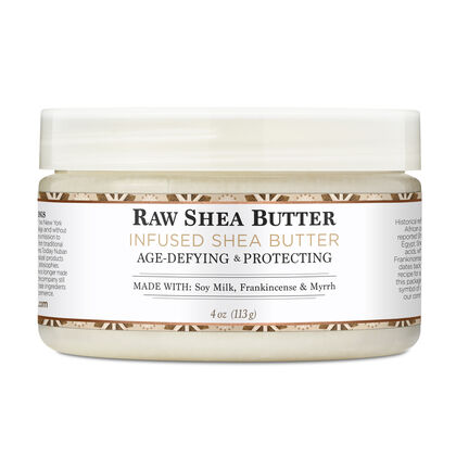 Raw Shea Butter Infused Shea Butter