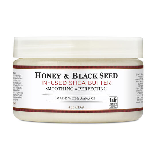 Honey & Black Seed Infused Shea Butter