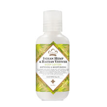 Travel Size Indian Hemp & Haitian Vetiver Body Lotion