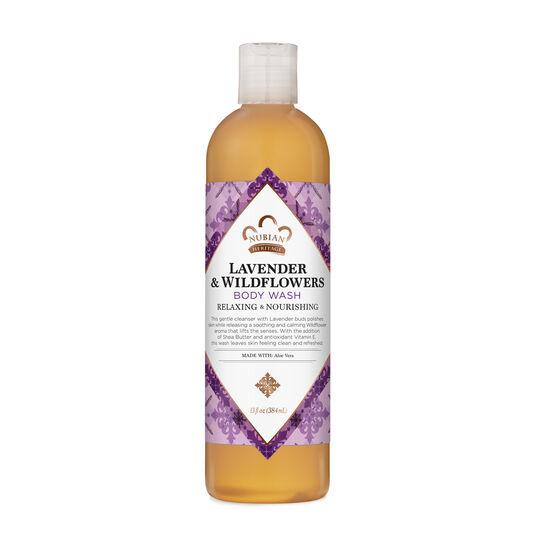 Lavender & Wildflowers Body Wash