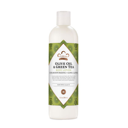 Olive Oil & Green Tea Body Lotion