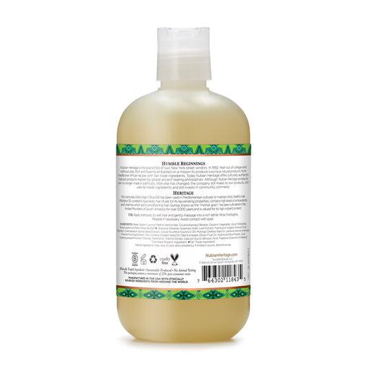 Olive Oil Vegan Shampoo