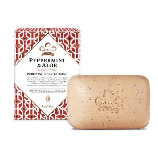 Peppermint & Aloe Bar Soap
