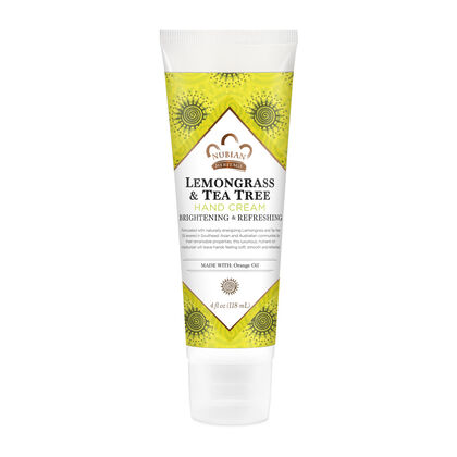 Lemongrass & Tea Tree Hand Cream