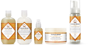 NEW Indian Hemp Vegan Haircare Collection