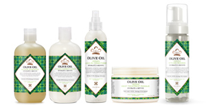 NEW Olive Oil Vegan Haircare Collection