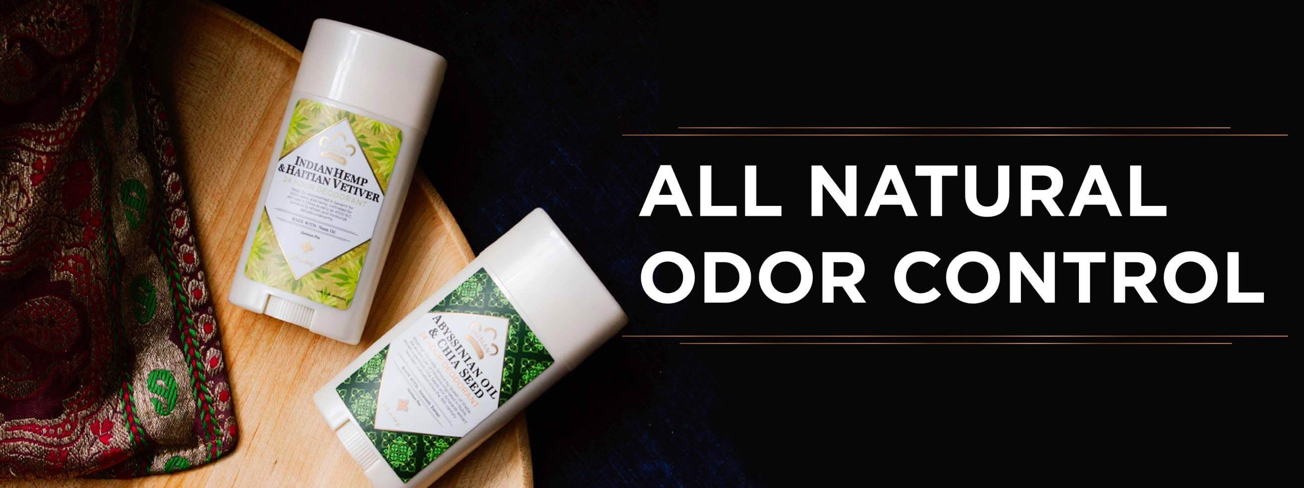 All Natural Odor Control