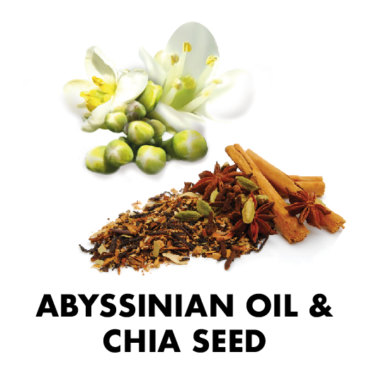 Abyssinian Oil & Chia Seed