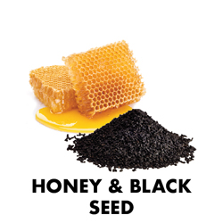Honey & Black Seed